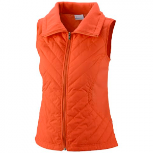 Columbia Women ' S Perfect Mix Vest ( Extended Sizes ) - Zing
