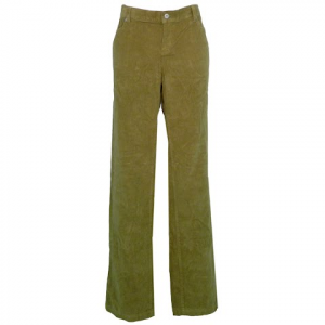 Columbia Women ' S Columbia Blues Straight Leg Cord Pant - Bright Moss