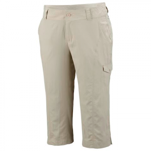 Columbia Women ' S East Ridge Knee Pant - Fossil