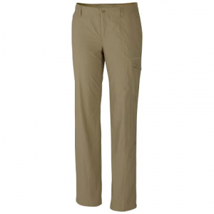 Columbia Women ' S Aruba Roll Up Pant - Fossil