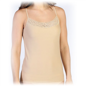Exofficio Women ' S Give - N - Go Lacy Shelf Bra Cami - Nude