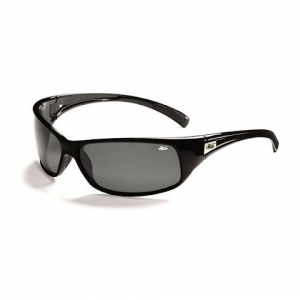 Bolle Recoil Sunglasses ( Shiny Black / Polarized Tns ) - Black