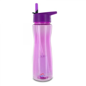 Eco Vessel Tritan Aqua Vessel Ultra Lite Water Filtration Bottle - Violet