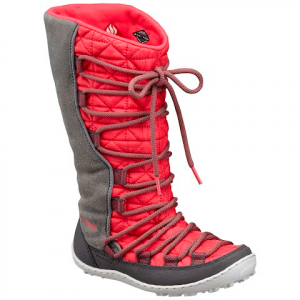Columbia Youth Loveland Omni - Heat Winter Boot - Punch Pink / Quarry