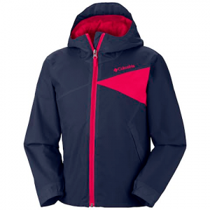 Columbia Girl ' S Wind Racer Ii Jacket - Nocturnal