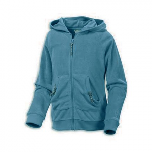 Columbia Girl ' S Youth Columbia Springs Ii Full Zip Hoodie - Lucin Blue