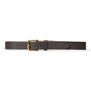 Filson 1st Avenue Belt - Brown