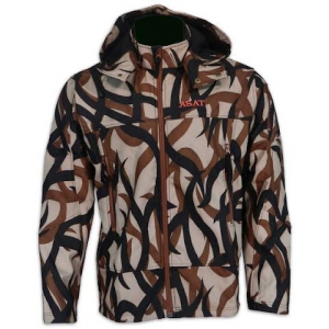 Asat Camouflage Lightweight Bowhunter Jacket - Camo
