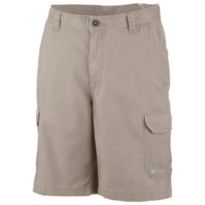 Columbia Mens Brownsmead Ii Short - Fossil