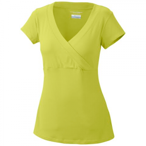 Columbia Women ' S Some R Chill Tee - Fresh Kiwi