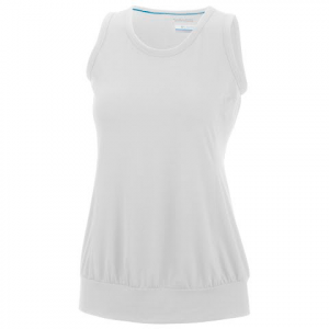 Columbia Women ' S 7 Day Sleeveless Top - White