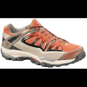 Dunham Mens Nimble Xt Shoe - Orange