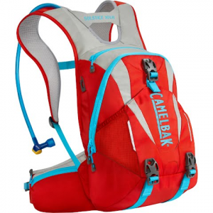 Camelbak Women ' S Solstice 10lr Hydration Pack - Fiery Red / Silver