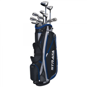 Callaway Men ' S Strata Plus 16 - Piece Golf Set