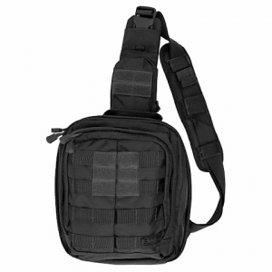 5 . 11 Tactical Rush 6 Moab Daypack - Black
