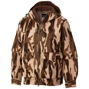 Columbia Men ' S Gallatin Parka - Snow Camo