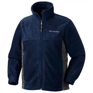 Columbia Boys Infant Steens Mountain Fleece - Collegiate Navy