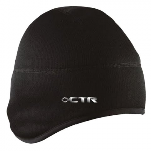 Ctr Howler Skully Beanie - Black