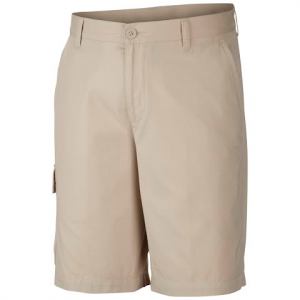 Columbia Men ' S Red Bluff Cargo Short - Fossil