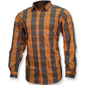 Columbia Mens Utilizer Plaid Long Sleeve Shirt - Utilizer Plaid