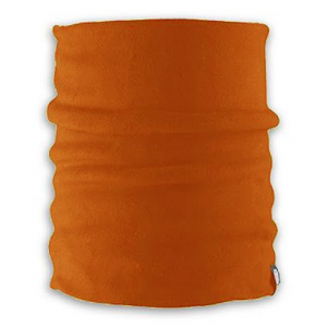 Chaos Drake Fleece Neck Gaiter - Hazard Orange