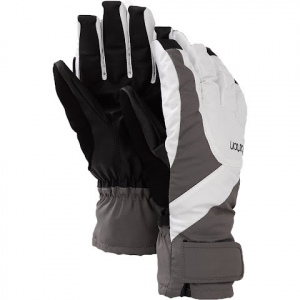 Burton Women ' S Approach Under Glove - Heather / Bright White
