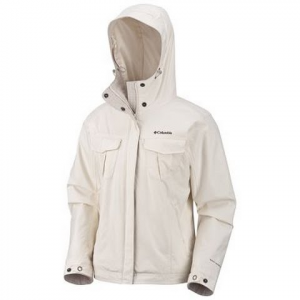 Columbia Women ' S Echo Park Jacket - Winter White
