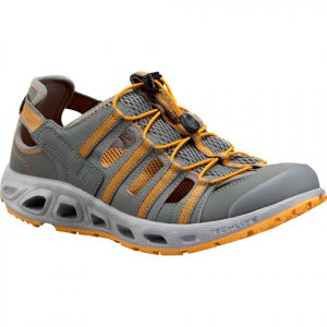 Columbia Men ' S Supervent Ii Shoes - Charcoal / Squash