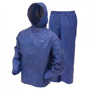 Frogg Toggs Youth Ultra - Lite Rain Suit - Blue