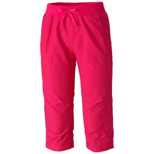 Columbia Girl ' S Youth Five Oaks Capri - Haute Pink