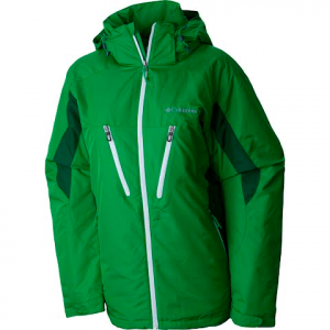 Columbia Mens Antimony Iv Jacket ( Tall ) - Clean Green