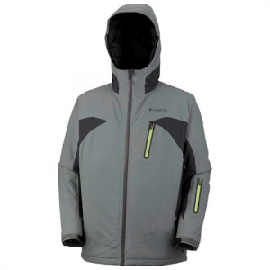 Columbia Mens Omni Heat Raptus Jacket - Sedona Sage