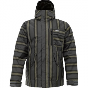 Burton Mens Such - A - Deal Jacket - Flint Baja Stripe
