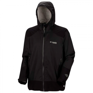 Columbia Mens Greene Trail Jacket - Black