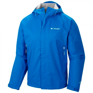 Columbia Mens Sleeker Jacket - Hyper Blue
