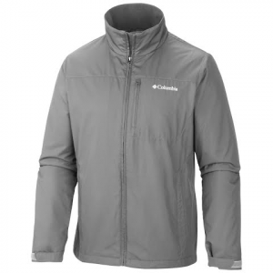 Columbia Mens Utilizer Jacket - Columbia Grey