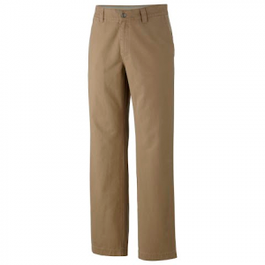 Columbia Mens Peak To Road Pant - Flax