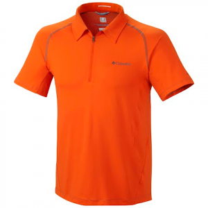 Columbia Men ' S Freeze Degree Short Sleeve Polo - Backcountry