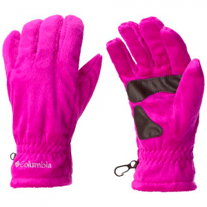 Columbia Women ' S Hotdots Gloves - Bright Plum