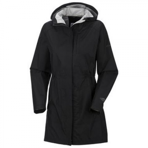 Columbia Women ' S Compass Course Shell Jacket - Black