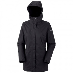 Columbia Women ' S Splash A Little Rain Jacket - Black
