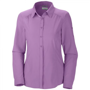 Columbia Women ' S Saturday Trail Ii Long Sleeve Shirt - 497inkling