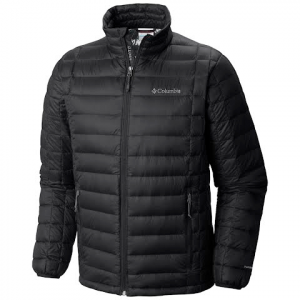 Columbia Men ' S Voodoo Falls 590 Turbodown Jacket ( Extended Sizes ) - Black