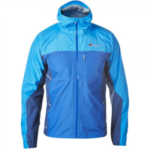 Berghaus Men ' S Vapour Storm Jacket - Intense Blue