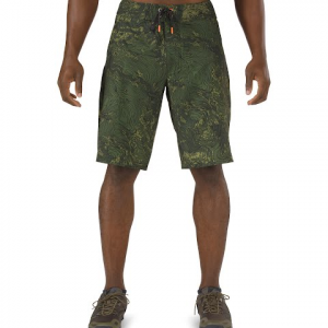 5 . 11 Tactical Men ' S Recon Vandal Topo Shorts - Fatigue