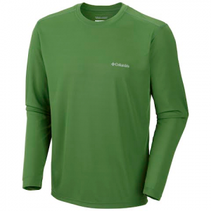 Columbia Men ' S Meeker Peak Long Sleeve ( Extended Size ) - Dark Backcountry
