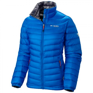 Columbia Women ' S Cliff Haven Jacket - Blue Macaw