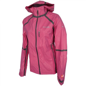 Columbia Women ' S Outdry Ex Platinum Tech Shell Jacket - Haute Pink