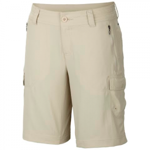 Columbia Women ' S East Ridge Short - Fossil