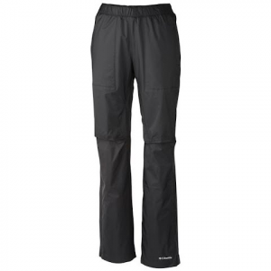 Columbia Women ' S Zonation Shell Pant - Black